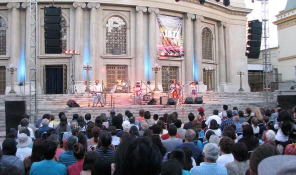 Masiva asistencia de público registró programación Viña 2016: Verano + Cultura