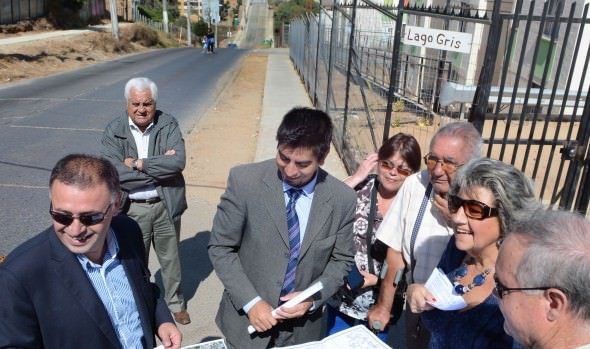 Nueva inversión en reparación de calles inició el Municipio de Viña del Mar