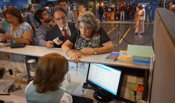 Siete puntos habilitó el municipio de Viña del Mar para renovar Permisos de Circulación 2016
