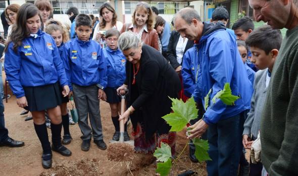 Municipio de Viña del Mar conmemoró el Día Mundial de la Naturaleza con talleres medio ambientales