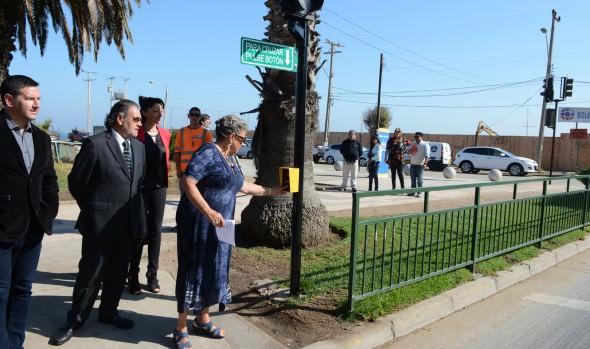 Positivo balance a mejoras en cruces viales realizó alcaldesa Virginia Reginato