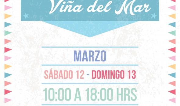 Municipalidad de Viña del Mar invitra a nueva jornada de la  Feria Recuerdos