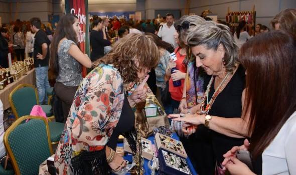 Atractivos productos ofrece nueva versión de la Expo Mujer de Viña del Mar