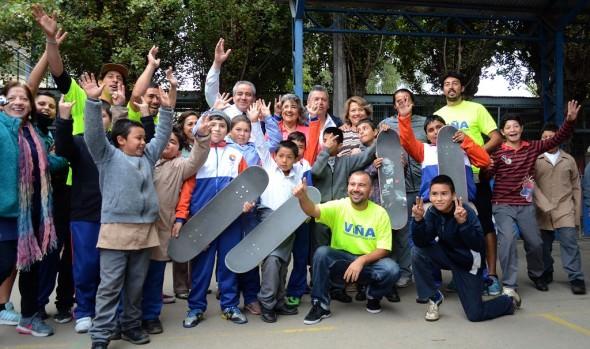 Municipalidad  de Viña del Mar dio el vamos a las clínicas deportivas 2016