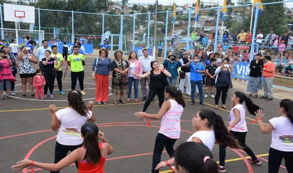 Crece La Ciudad Del Deporte