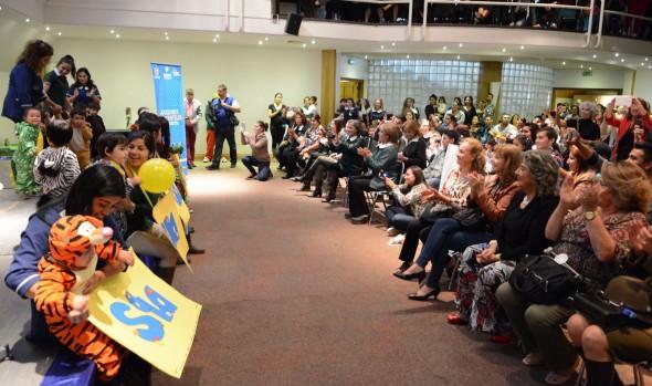 Municipio potencia formación preescolar con programas sociales educativos