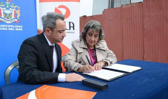 Municipalidad de Viña del Mar lanzó programa de operativos sociales 2016