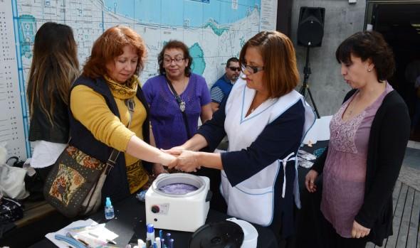 Delegación municipal de Reñaca ofrece diversos talleres gratuitos a la comunidad