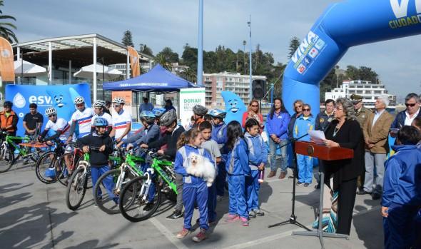 14 eventos conforman la temporada 2016 de las actividades deportivas familiares  en Viña del Mar