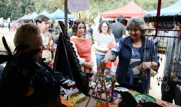 3ª Feria Medieval y de Fantasía fue inaugurada por alcaldesa Virginia Reginato