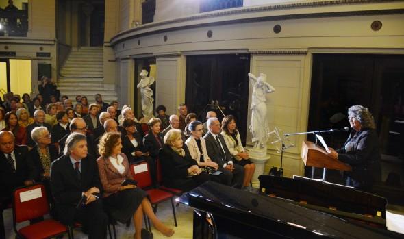 Concierto lírico griego inició VII temporada de música en el foyer del Teatro Municipal de Viña del Mar