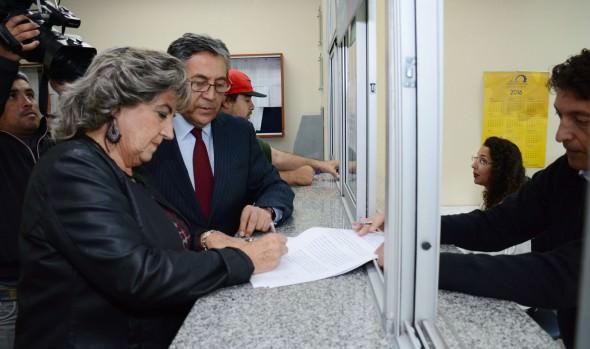 Alcaldesa Virginia Reginato se querelló contra agresores de funcionario de Seguridad Ciudadana