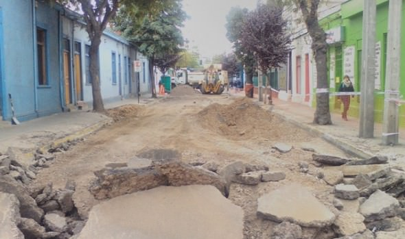 Municipio de Viña del Mar finaliza recarpeteo de calle Crucero