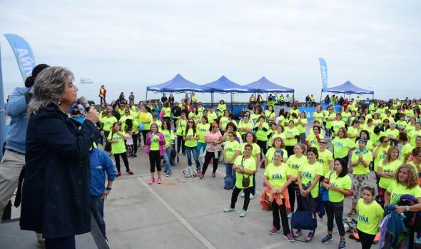 Viña del Mar  celebró Día Internacional del deporte para el desarrollo y la paz