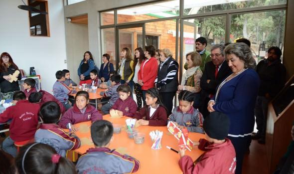 Museo Artequin Viña  continúa con éxito su programa de visitas guiadas