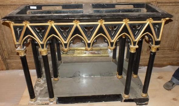 Municipio de Viña del Mar restaurará antiguo Oratorio del Palacio Vergara mientras continúa recuperación del edificio