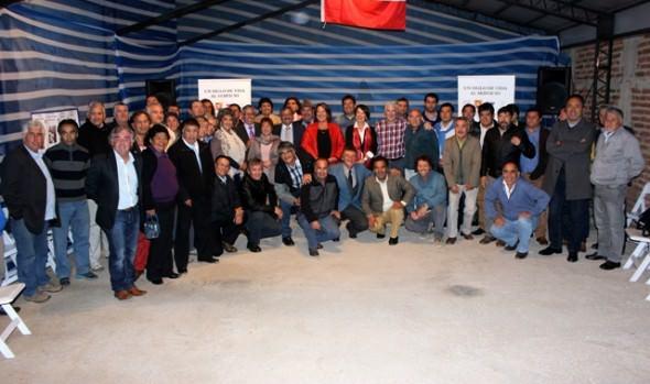 Asociación de fútbol de Viña del Mar celebró 101 años en ceremonia encabezada por  alcaldesa Virginia Reginato