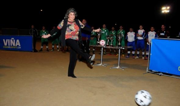 """Asociación de fútbol Reñaca Alto dio inicio a campeonato de apertura 2016 """"Copa Virginia Reginato"""""""