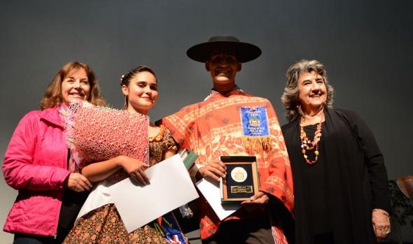 Viña del Mar eligió a sus representantes para el campeonato provincial de cueca categoría adulto