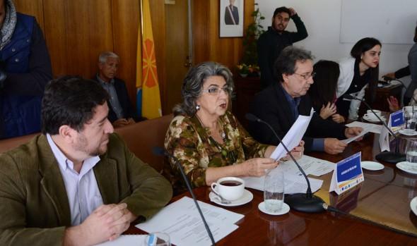 Municipio de Viña del Mar  inició trabajo de Mesa Técnica de prevención de riesgos 2016