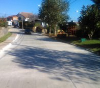 Municipio de Viña del Mar repavimentó tramo de calle Toledo