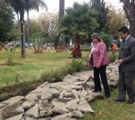 Millonaria inversión en reparación de aceras ejecuta municipio de Viña del Mar