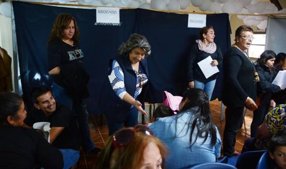 1500 vecinos han sido beneficiados con operativos sociales  2016 que ejecuta el municipio de Viña del Mar