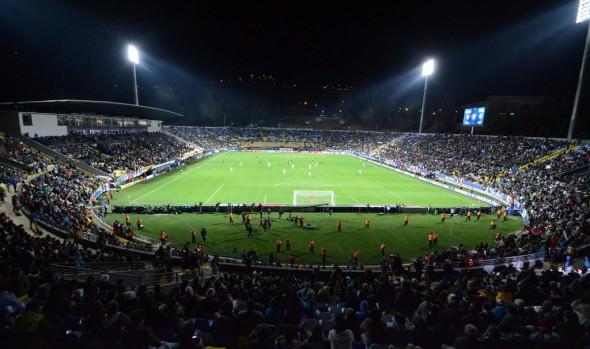 En  estadio Sausalito se despedirá Selección Chilena antes de la Copa América Centenario confirmó alcaldesa Virginia Reginato