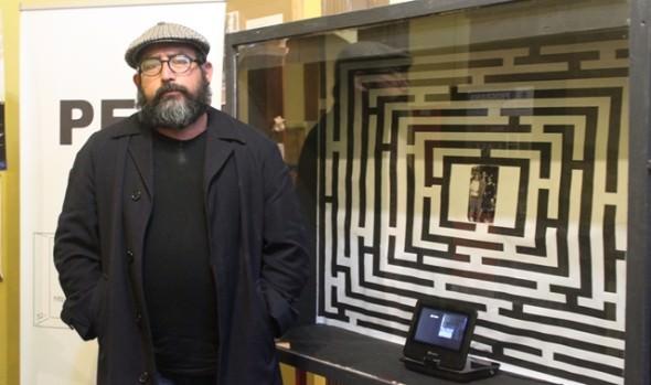 """Municipalidad de Viña del Mar invita a exposición """"Deambular"""" de Antonio Guzmán  en el Palacio Carrasco"""