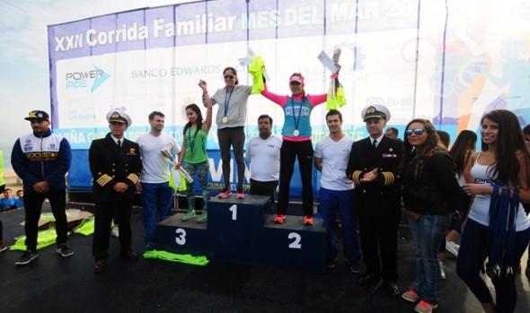 Con gran éxito se desarrolló XXII corrida  Mes del Mar en Viña del Mar