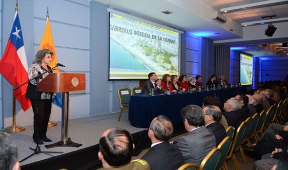 Alcaldesa Virginia Reginato destaca los actores y objetivos de su gestión
