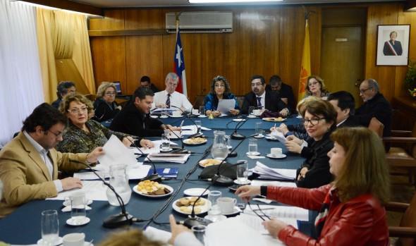 Concejo Municipal de Viña del Mar  ratifica votación favorable a seccional de Población Vergara