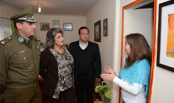 Vecinos de Viña del Mar siguen organizándose  contra la delincuencia con nuevas medidas de seguridad