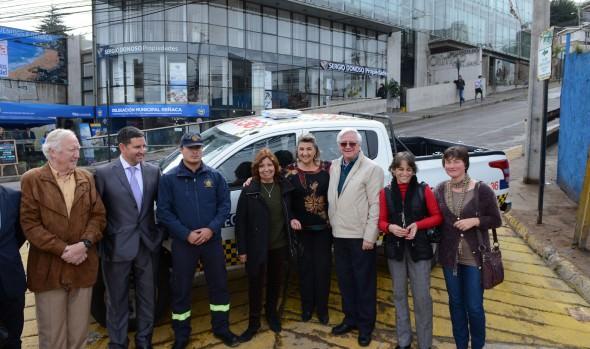 Vecinos de Reñaca cuentan con nuevos beneficios en actividades productivas y potenciamiento en seguridad ciudadana
