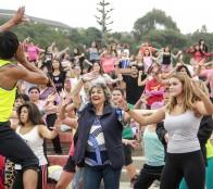 Municipio de Viña del Mar invita a jornada de zumba en Reñaca