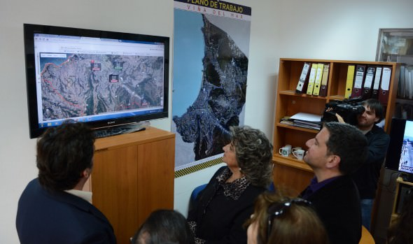Incorporación de más tecnología para potenciar seguridad ciudadana en  Viña del Mar anunció alcaldesa Virginia Reginato