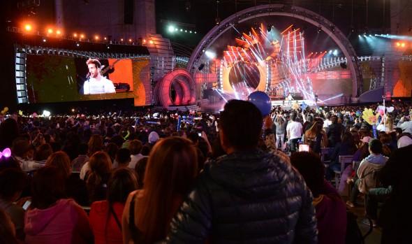 Del  20 al 25 de febrero se desarrollará 58º Festival de la Canción de Viña del Mar