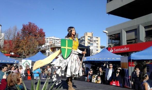 Municipio de Viña del Mar conmemoró el Día del medio ambiente y del reciclaje