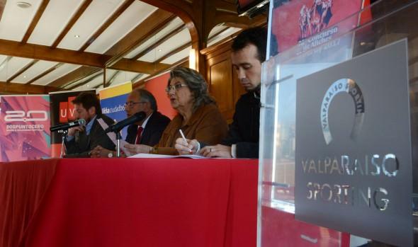 Municipio de Viña del Mar y Sporting Club invitan a participar en el concurso de afiches para El Derby 2017