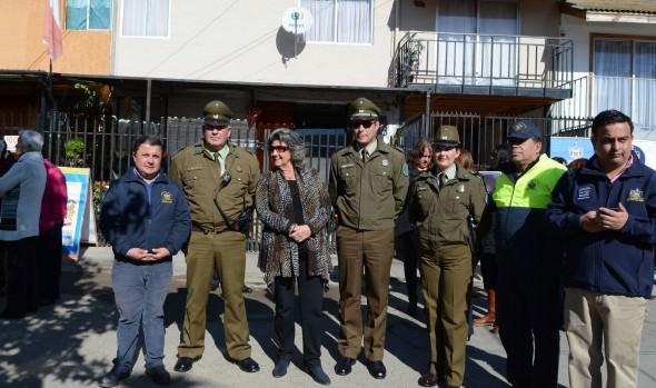 Con alarmas comunitarias, vecinos de El Olivar se suman a la cruzada para  derrotar a la delincuencia en Viña del Mar