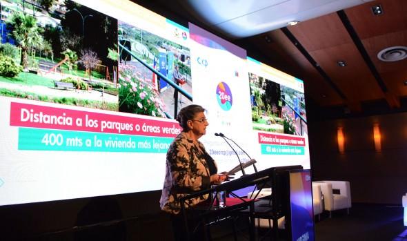 Sobre  turismo sostenible de la comuna expuso Alcaldesa Virginia Reginato en 20º Encuentro Empresarial 2016