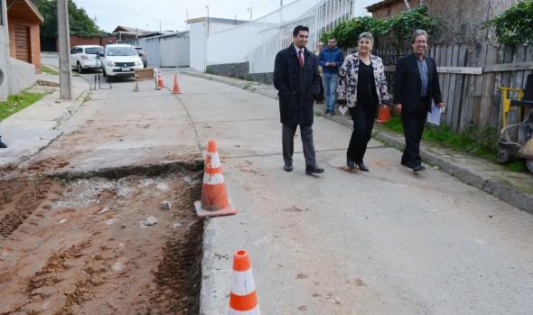 Municipio de Viña del Mar consolida circuito vial del proyecto de Gregorio Marañon