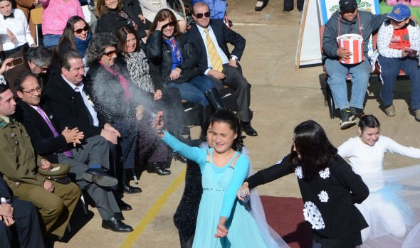 2° aniversario de Escuela especial Rapa Nui encabezó alcaldesa Virginia Reginato
