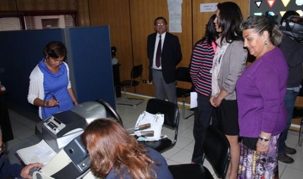 Positivo balance de sistema de reservas de hora on line para licencias de conducir realizó Municipio de Viña del Mar