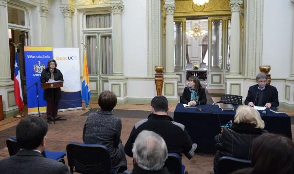 Municipalidad de Viña del Mar y DUOC UC firmaron acuerdo para potenciar la cultura en la ciudad