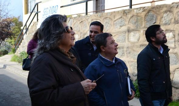Vecinos y municipio de Viña del Mar se organizaron contra la delincuencia instalando botones de pánicos y alarmas en Forestal