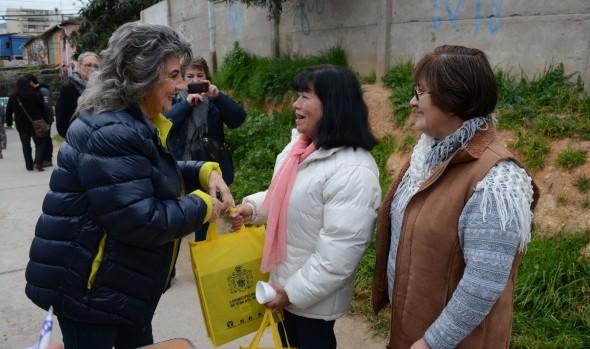 Más de 5.000 viñamarinos han sido beneficiados con operativos sociales  del municipio de Viña del Mar durante el 2016
