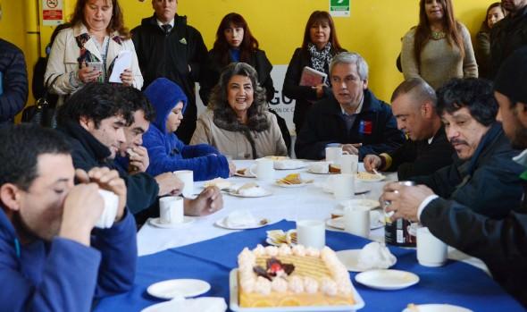 Municipio de Viña del Mar habilitó albergue para personas en situación  de calle
