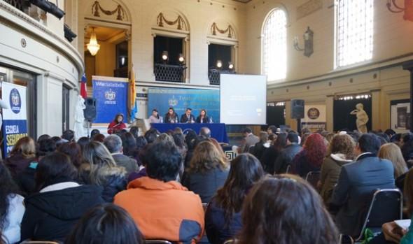 Municipio de Viña del Mar organizó seminario para potenciar prevención de abuso sexual