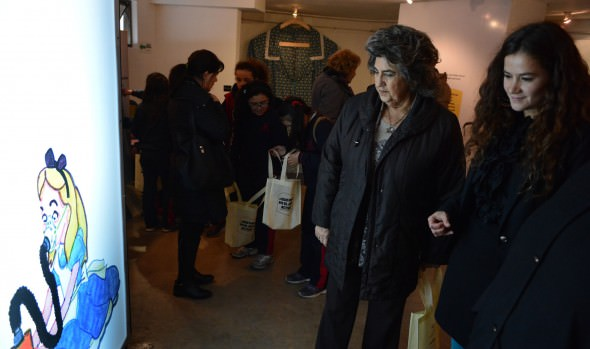 Con exposición educativa inaugurada  por alcaldesa Virginia Reginato, Artequin Viña inició  actividades de  vacaciones de invierno